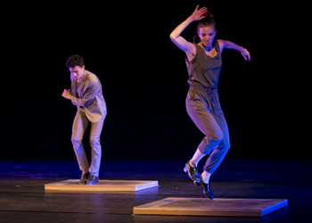 Dorrance Dance - Photo by Whitney Browne