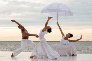 Fire Island Dance Festival 2014 Ailey II photo by Whitney Browne