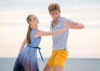 Fire Island Dance Festival 2014 BalletCollective photo by Whitney Browne