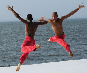 Alvin Ailey American Dance Theater photo by Danny Roberts
