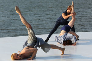 Pontus Lidberg Dance - Photo by Danny Roberts