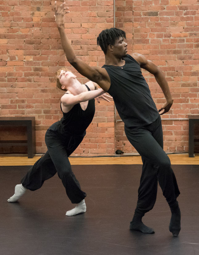 dancers responding to aids what we do together makes a difference